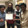 Advised research group wins ICS engineering competition!